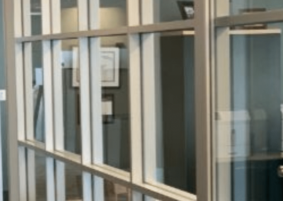 Wilson Partitions | Interior Aluminum Systems